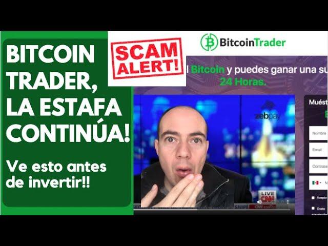 fraude bitcoin trader)