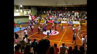 PLAYOFF SERIE B - SEMIFINALI - Gara 5 Fiorentina Basket Firenze - Gessi Valsesia Borgosesia