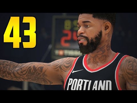 "NBA 2K18: My Career Gameplay Walkthrough - Part 43 ""WORST POSSIBLE OUTCOME"" (My Player Career)"