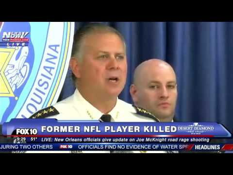 SHAME ON YOU: Sheriff's PASSIONATE Rant Defending Officials in Joe McKnight Investigation (EXPLICIT)