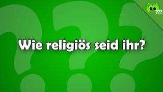 Wie religiös seid ihr ? - Frag PietSmiet ?!