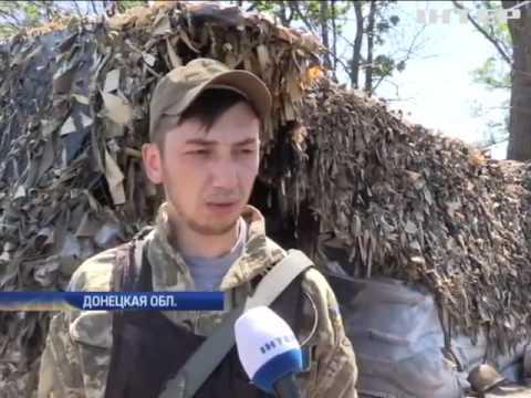 После непродолжительного затишья в Марьинку и Красногоровку возвращается война