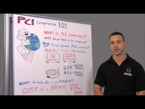 PCI Compliance 101 - What is PCI Compliance, and How to Become PCI Compliant