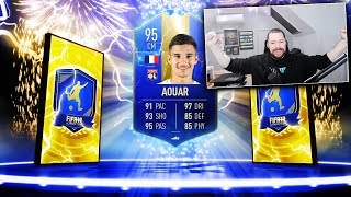 INSANE VALUE 95 RATED SBC AOUAR TOTS! - FIFA 19 Ultimate Team