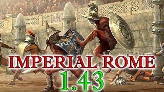 Установка мода Imperial Rome на Mount & Blade: Warband (История героя)