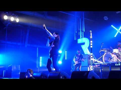 Rea Garvey - Wild Love München Zenith 19.01.2013 live