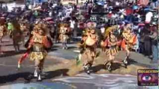 Inicio - Autentica Diablada Oruro - Los Incas -  Morenada Zona Norte - Carnaval de Oruro 2014