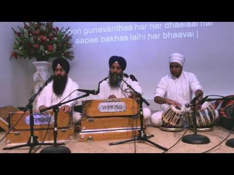Mere Ram Hum Papi Saran Pare Har Duar - Bhai Niranjan Singh Ji Jawaddi Kalan