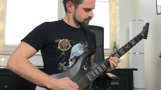 Neaera - False Shepherds (Guitar Cover)