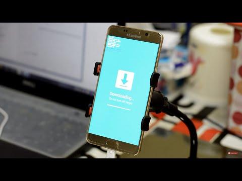 الروم العربي الرسمي Galaxy Note 5 Sm N920c 5 1 1 Xq55