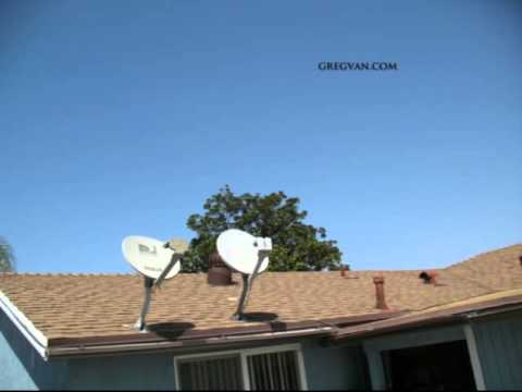 Don T Attach Satellite Dish To Top Of Roofing Future