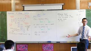 Remainder & Factor Theorem (2 of 2: How can we identify factors without dividing?)