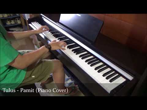 Tulus - Pamit (Piano Cover)