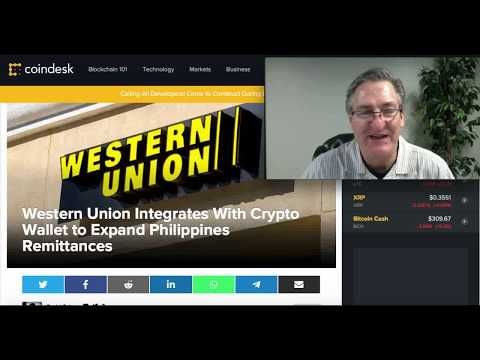 Western Union Integrates With Crypto Wallet