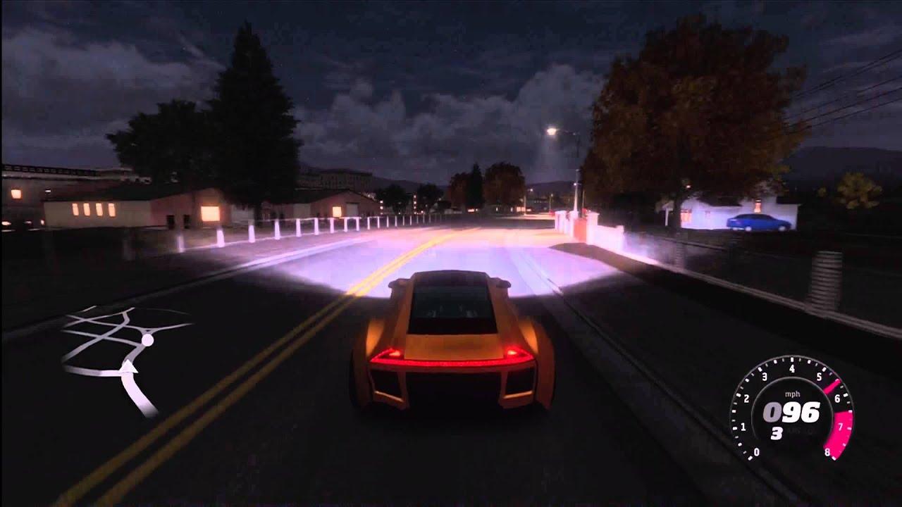 Forza Horizon 2013 Saleen S5S Raptor - YouTube