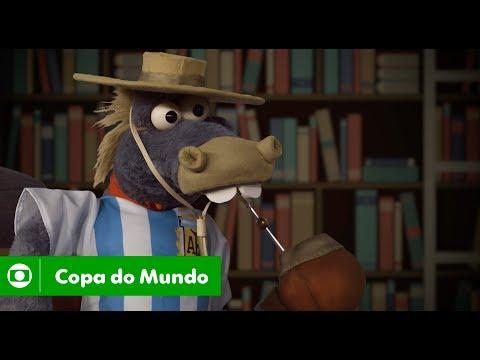 No divã: Cavalinho da Argentina fala de seus traumas