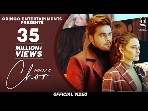 Chor (Official Video) | Ninja | Yuvika Chaudhary | Nirmaan | Gold Boy  | Latest Punjabi Songs 2020