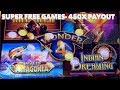Wonder 4 - Buffalo Super Free Games Big Bonus Payout ! Mega Win !