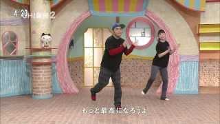 1080p oh 体操2 ふりつけビデオ ohk