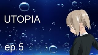 Utopia - Good End - Un origami per Yui - Ep.5 - [Gameplay ITA]