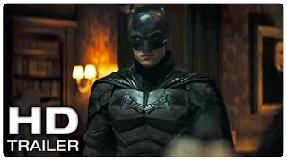 THE BATMAN Official Trailer #1 (NEW 2021) Robert Pattinson Superhero Movie HD