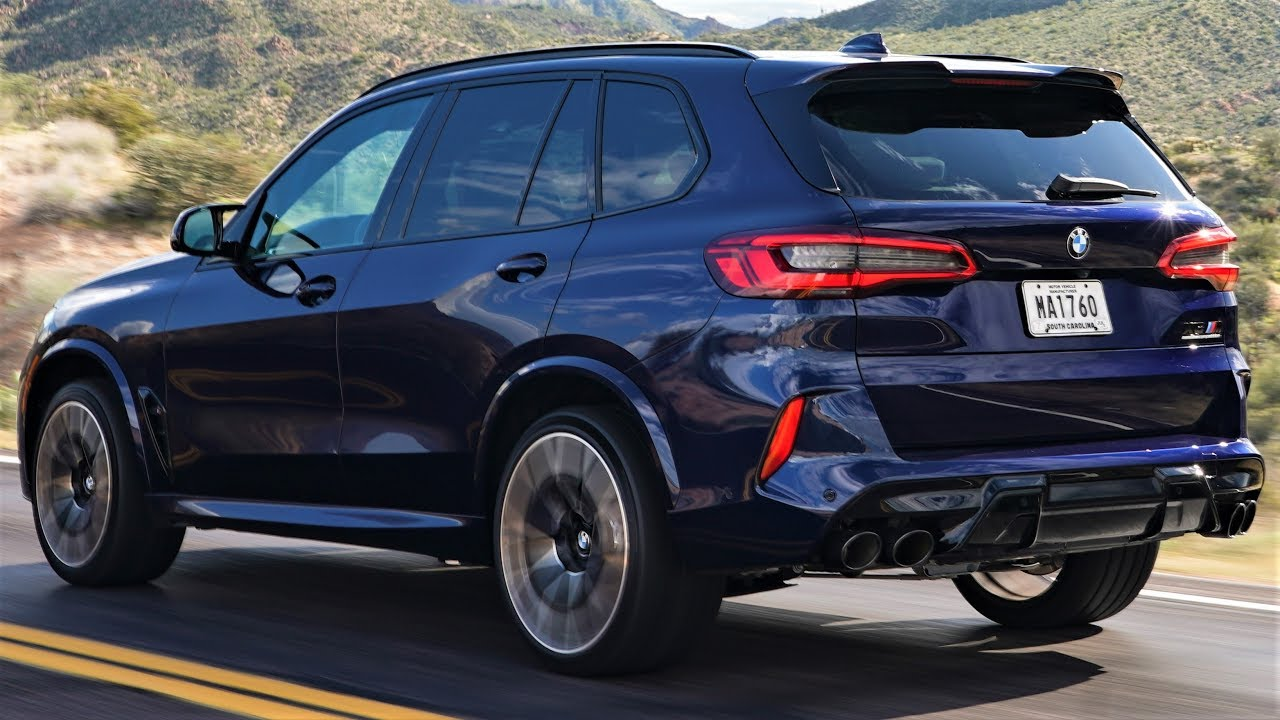 2020 Bmw X5 M Competition Legendary Performance Suv Youtube