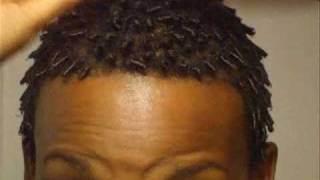 Finger/Comb Coils Tutorial for your Short TWA