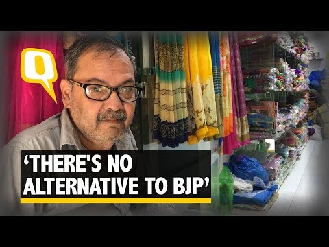 'There is No Alternative to BJP': 61-Year-Old Trader | The Quint
