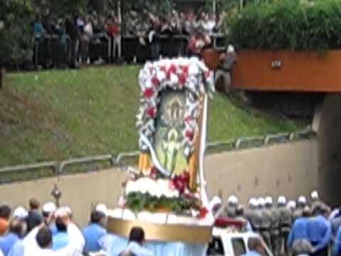 68ª Romaria de Nossa Senhora Medianeira - 13/11/2011 - Santa Maria