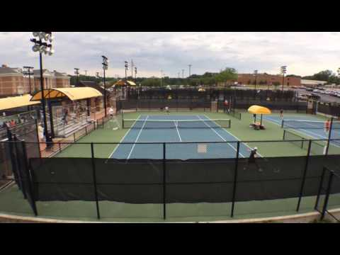 Women's Tennis:  Tyler vs State College of Florida - Flight 2 Singles