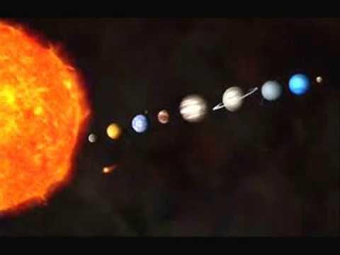 Cuantos planetas hay en el sistema solar - YouTube