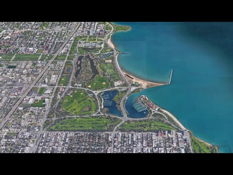 Jackson Park Obama Library Site: Take A Virtual Tour