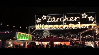 Christmas Market Zurich