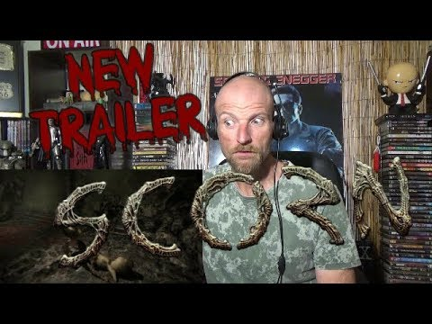 SCORN - NEW Gameplay Trailer - REACTION