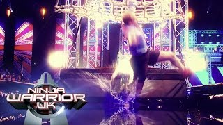 Ninja Warrior UK 2016 Ultimate Splashdown Compilation | Ninja Warrior UK