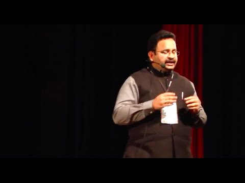 Agri-Input Marketing in India | Manoj Rajan | TEDxChristUniversity
