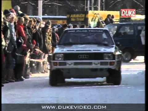 Duke DVD Archive - Swedish Rally 1985