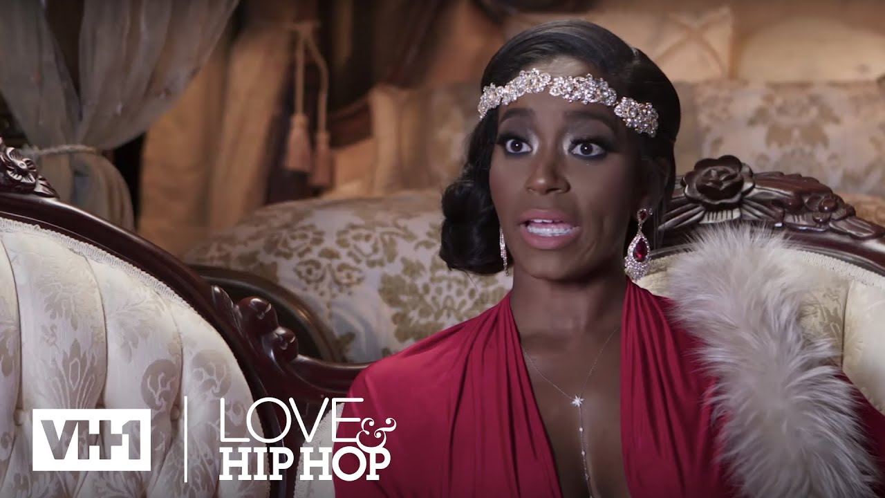 Love and hip hop mimi faust fantasy)))) mine