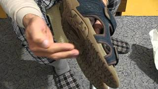 Обзор сандалий GEOX U S.SUMMER B - SCAM мужские синие