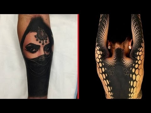 Most Amazing 3D Tattoos - Awesome Tattoo Compilation [Mr Doffmun ...