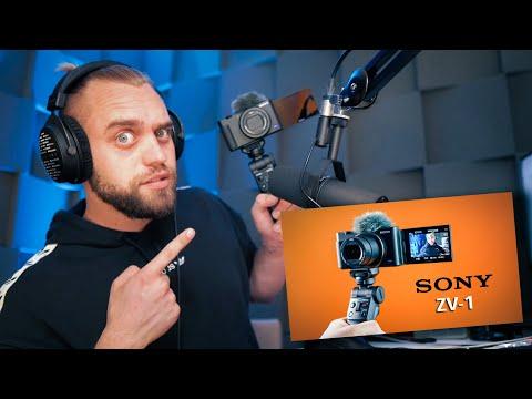 DIE YouTube Camera 2020! - SONY ZV-1 | REVIEW