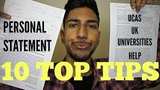 كيفية كتابة بيان شخصي عن أفضل الجامعات في بريطانيا
