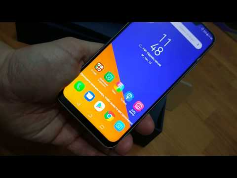 Распаковка ASUS Zenfone 5 ZE620KL 64 C PANDAO от 11.03.2019