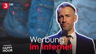 Sebastian Pufpaff hat ein Problem mit Hosen