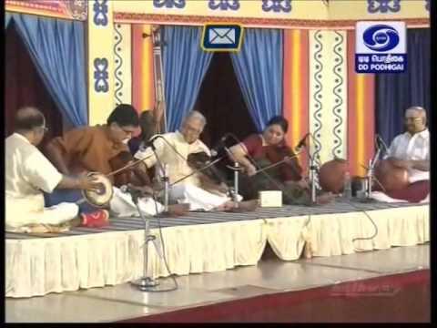 T N Krishnan Violin 01 PoornaHadjam GanaNayakam Deekshithar