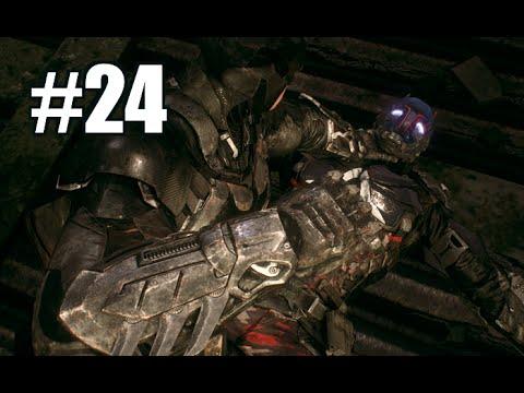 Pelataan Batman: Arkham Knight - #24
