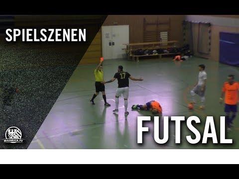SV Pars Neu-Isenburg – TSG 1846 Bretzenheim (20. Spieltag, Futsal Hessenliga)