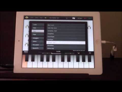 TERA Synth from Virsyn for iPad, Incredible and Versatile
