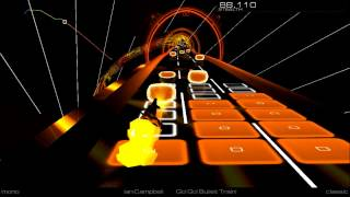 Audiosurf 2: Bleed OST Ian Campbell-Go! Go! Bullet Train!