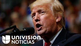 Mexicanos rechazan nuevo ataque del presidente Donald Trump